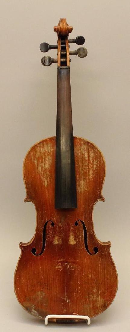 Copy of Antonius Stradivarius Violin.