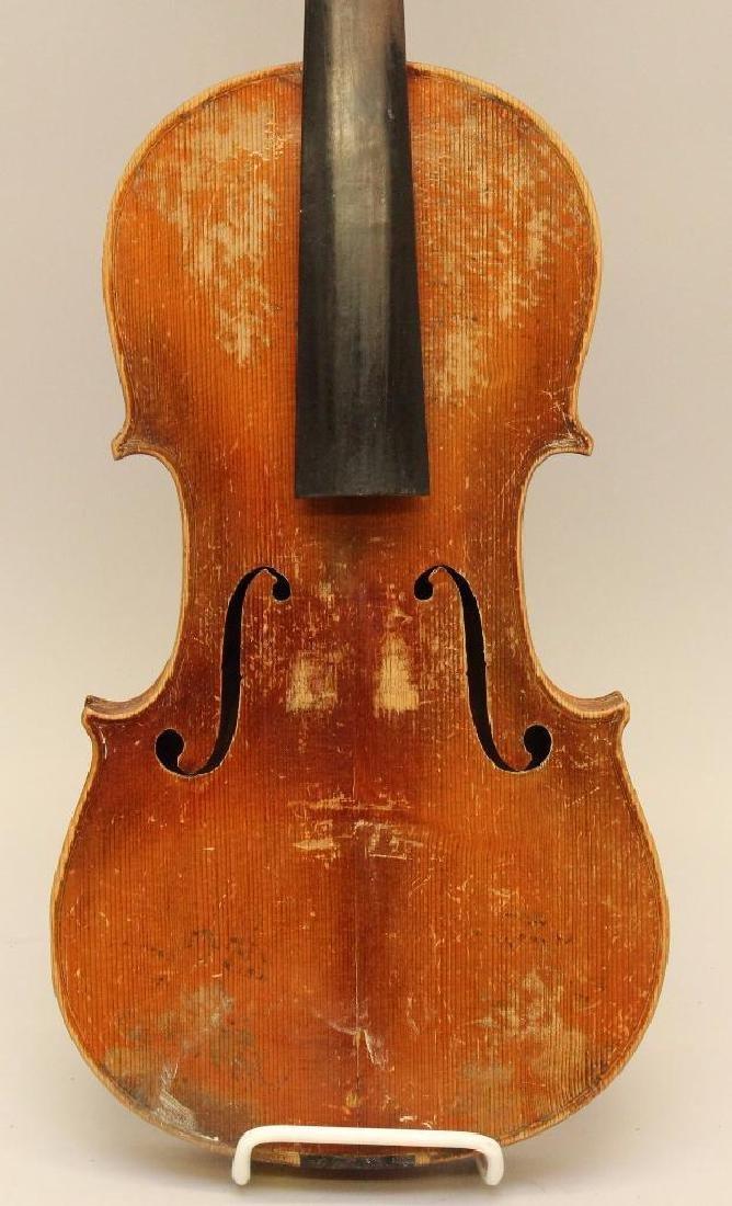 Copy of Antonius Stradivarius Violin. - 2