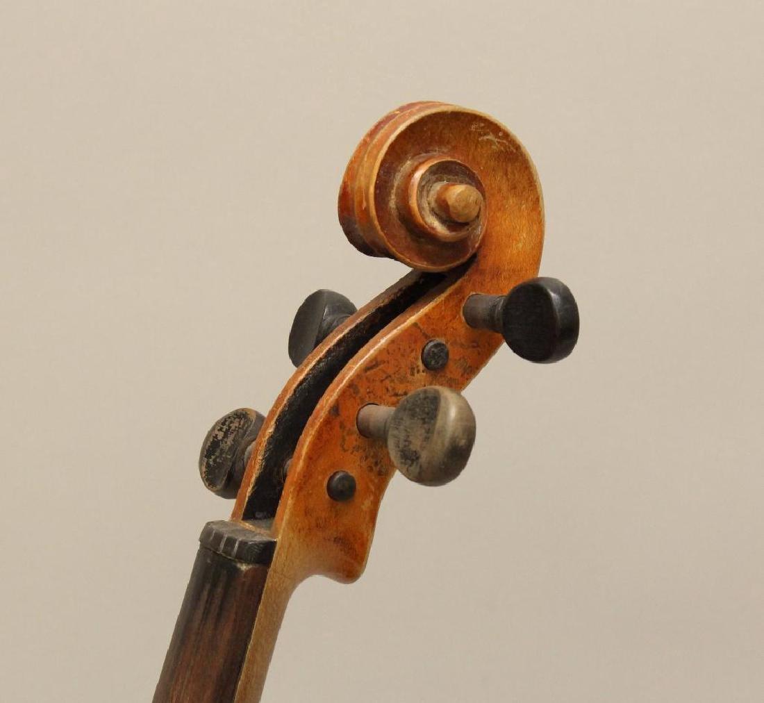 Copy of Antonius Stradivarius Violin. - 3