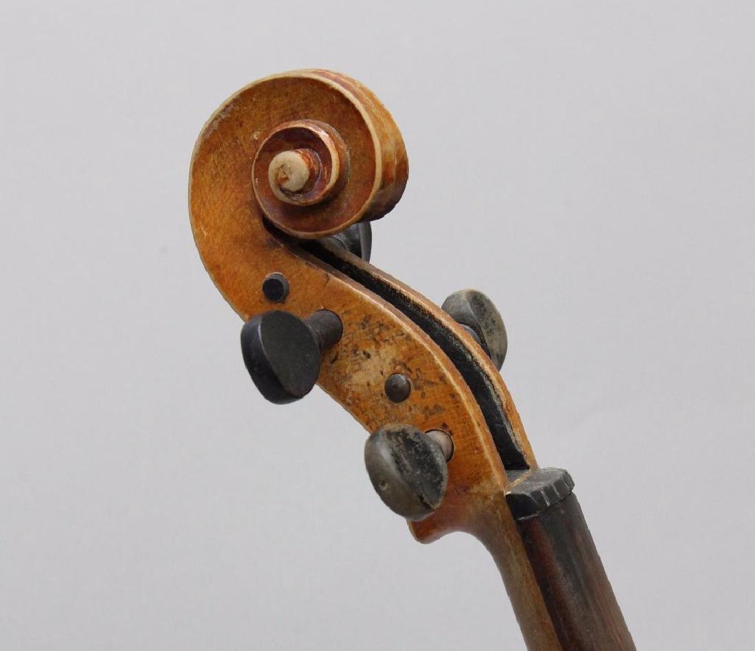 Copy of Antonius Stradivarius Violin. - 4