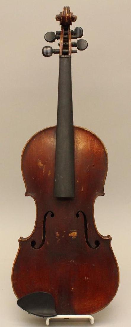 Josephus Math Violin