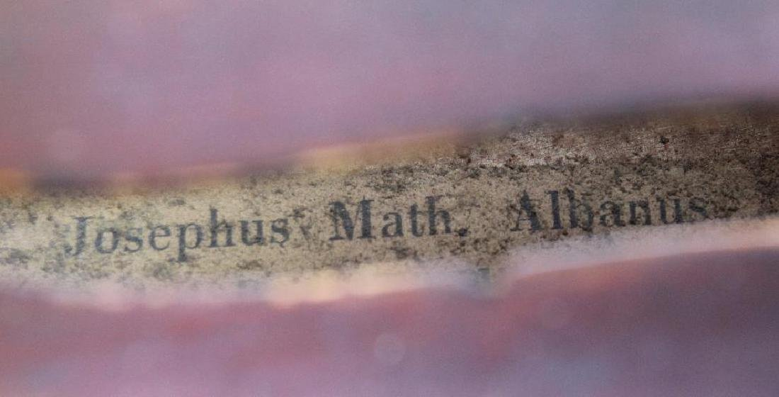 Josephus Math Violin - 3