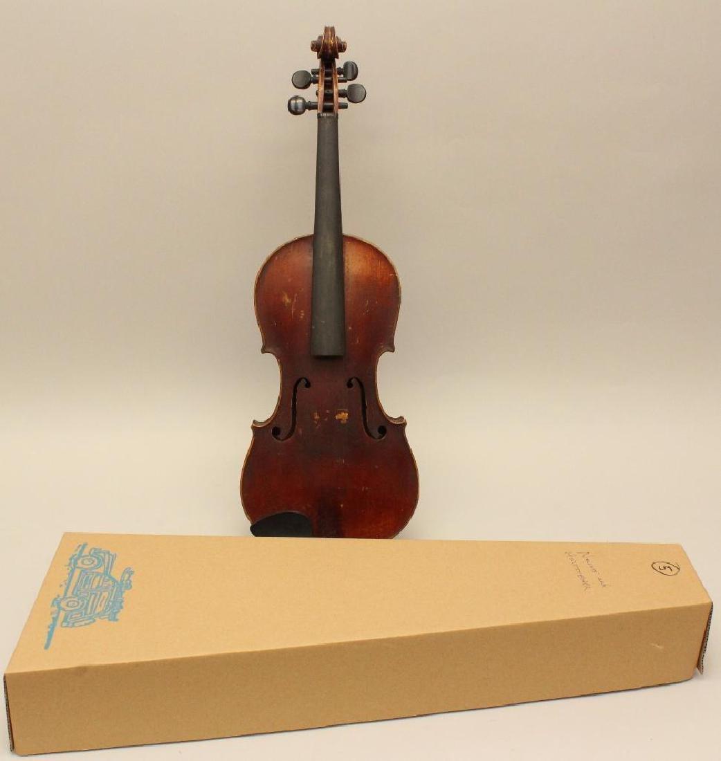 Josephus Math Violin - 6