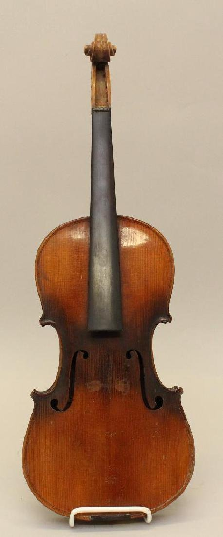 German Manufacture Violin