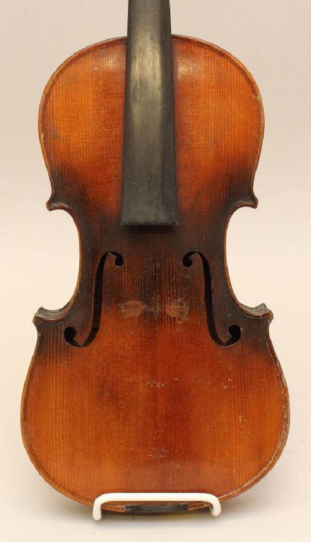German Manufacture Violin - 2