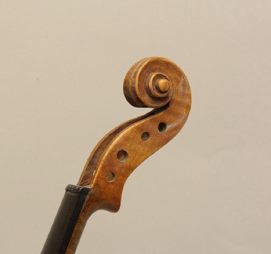 German Manufacture Violin - 4