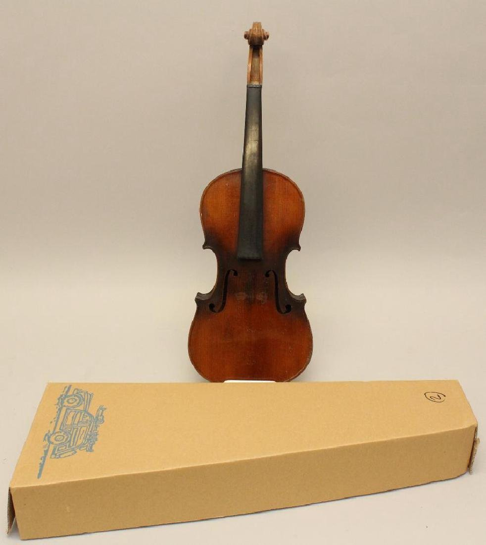 German Manufacture Violin - 6