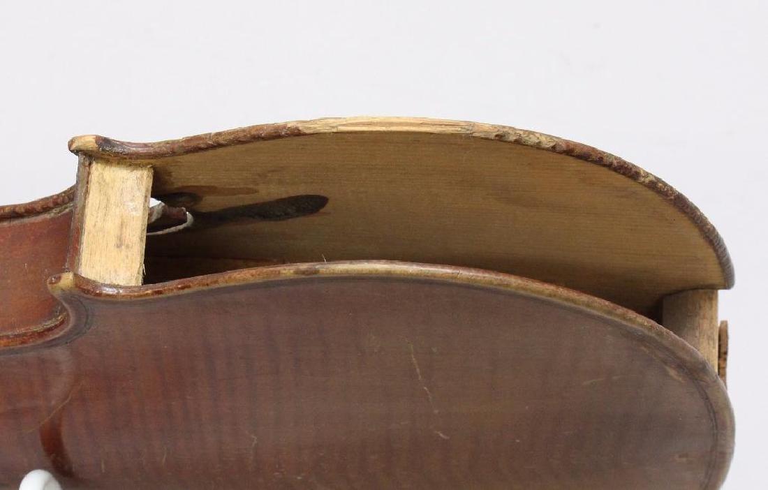 Three Labeled Violins - 3