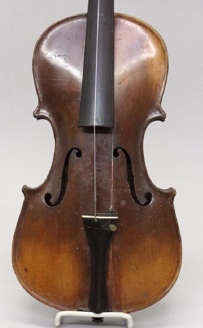 Three Labeled Violins - 5