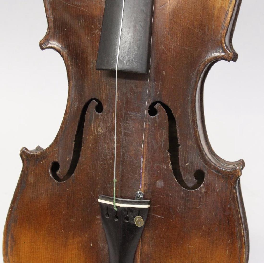 Three Labeled Violins - 6