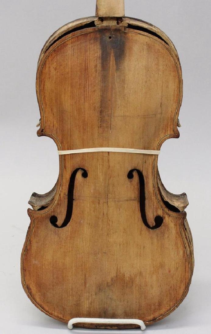 Three Labeled Violins - 8
