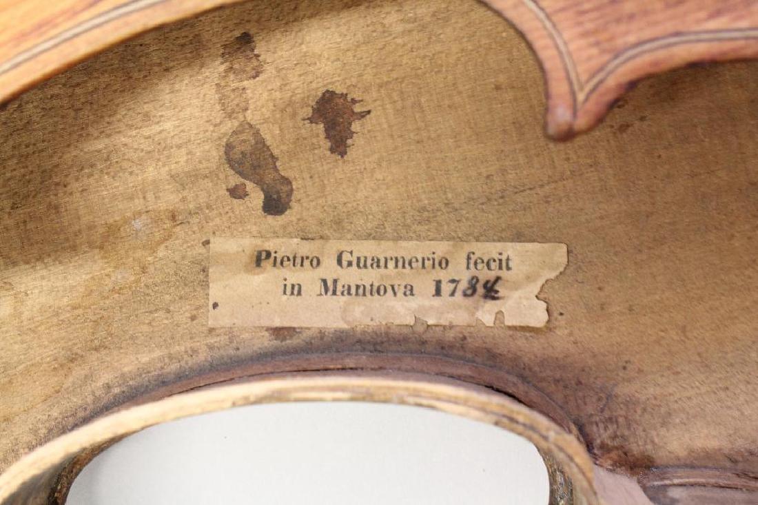 Three Labeled Violins - 9