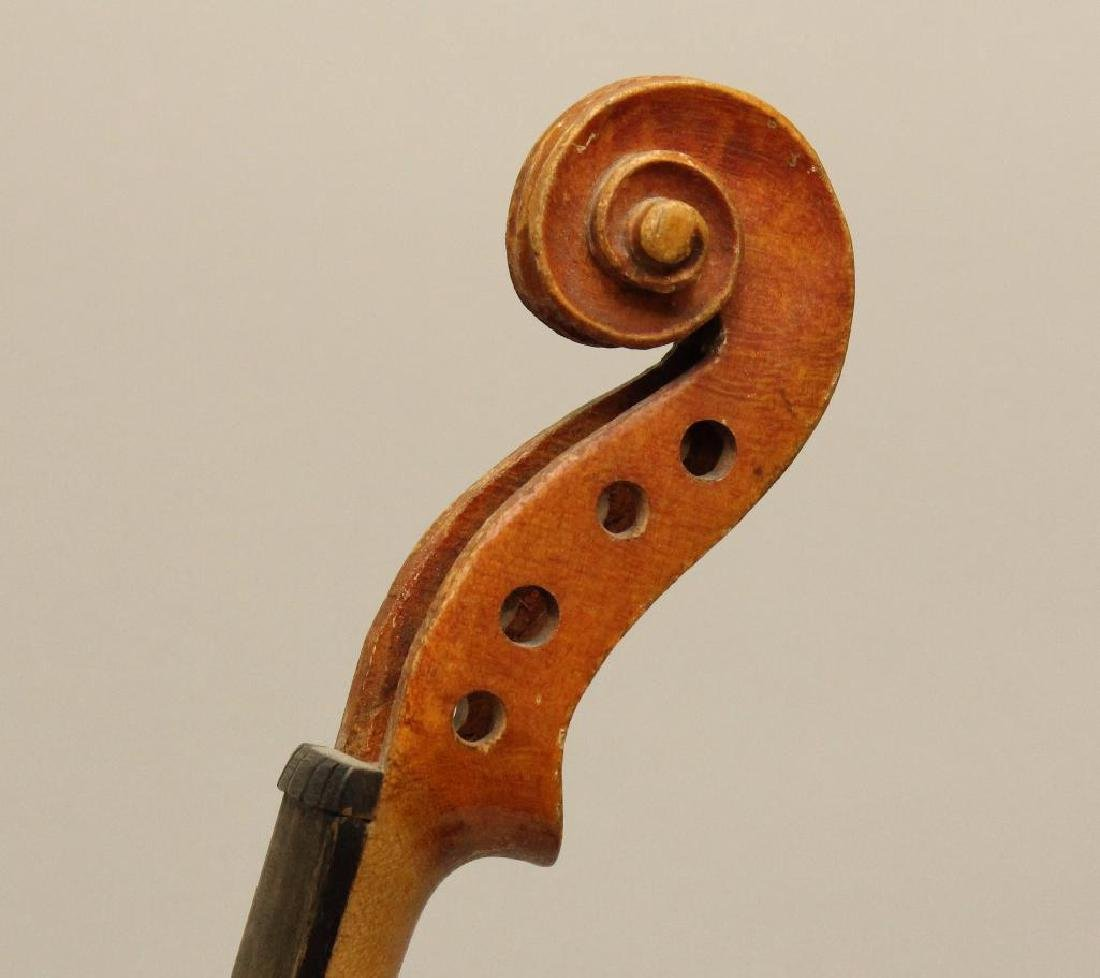Pair of Unlabled Violins - 3