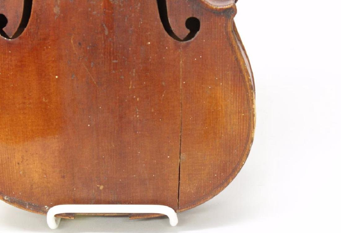 Pair of Unlabeled Violins - 3