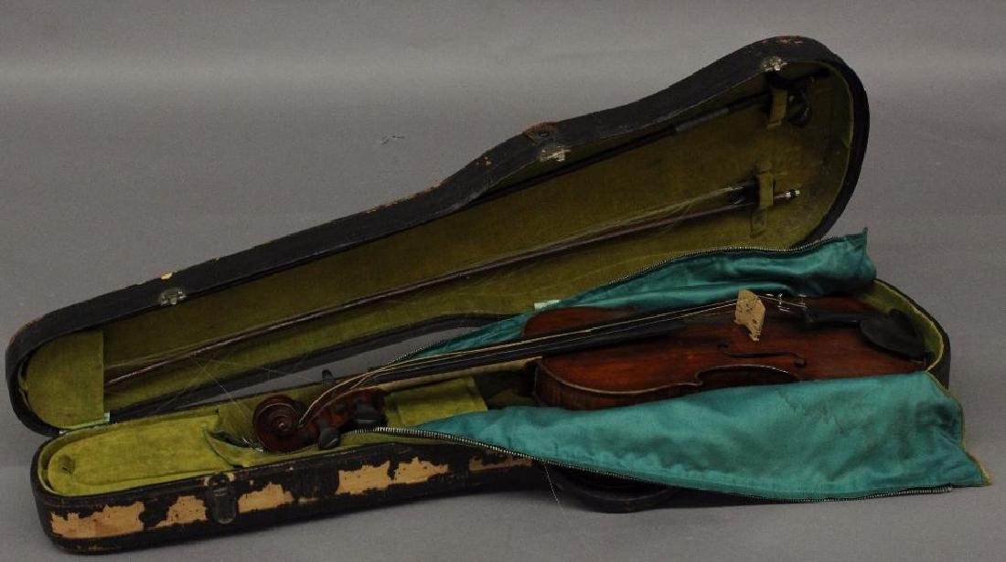 Violin with Bows/Case - 9