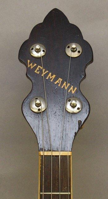 Weymann 4-String Banjo - 3