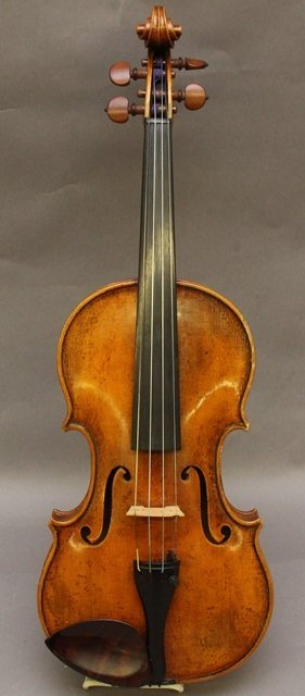 Georges Chanot, Labeled Violin