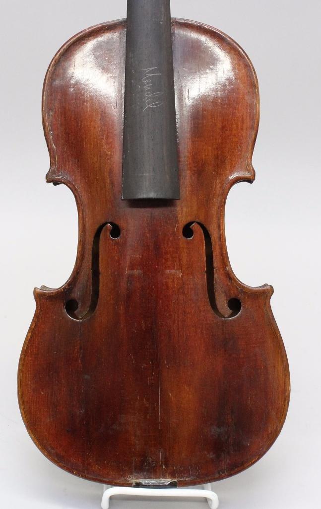 Lauten and Geigenmacher Saxon Violin - 2