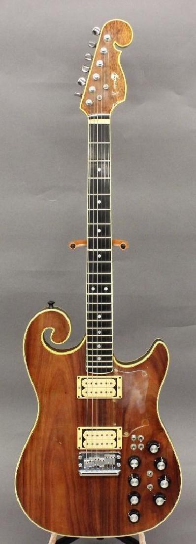 Sam Koontz Solid-Body Electric Guitar