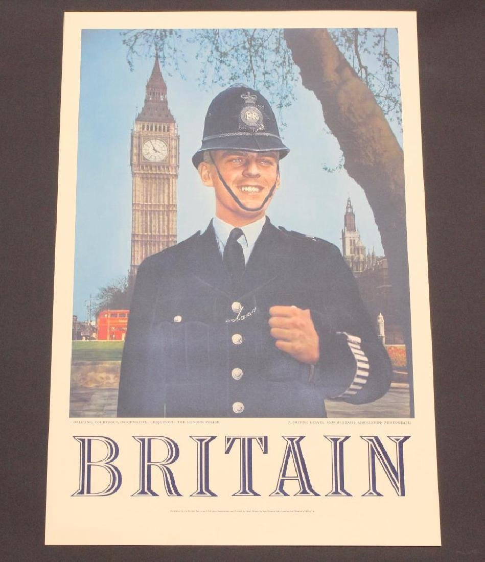 Grouping of British Travel Posters
