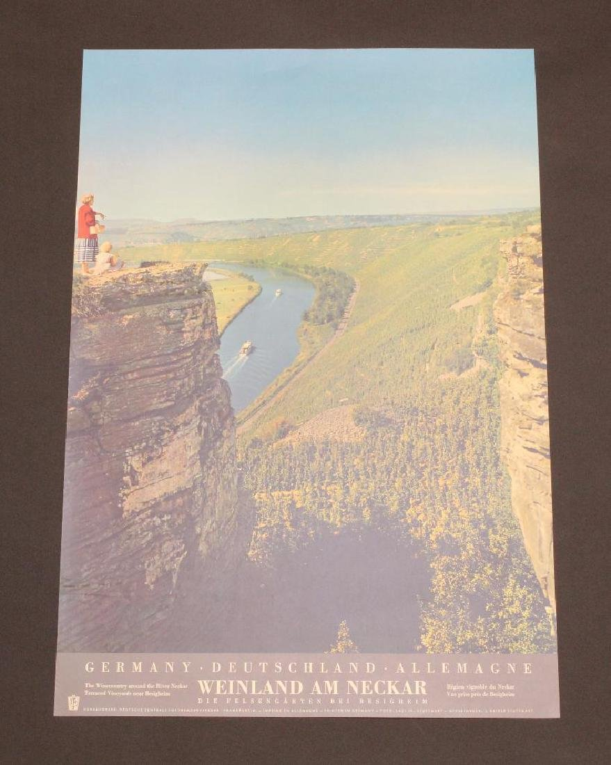 German Travel Posters