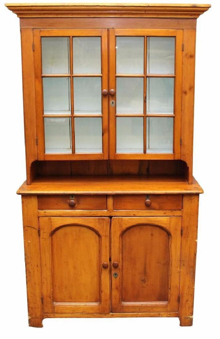 Diminutive Dutch Cupboard