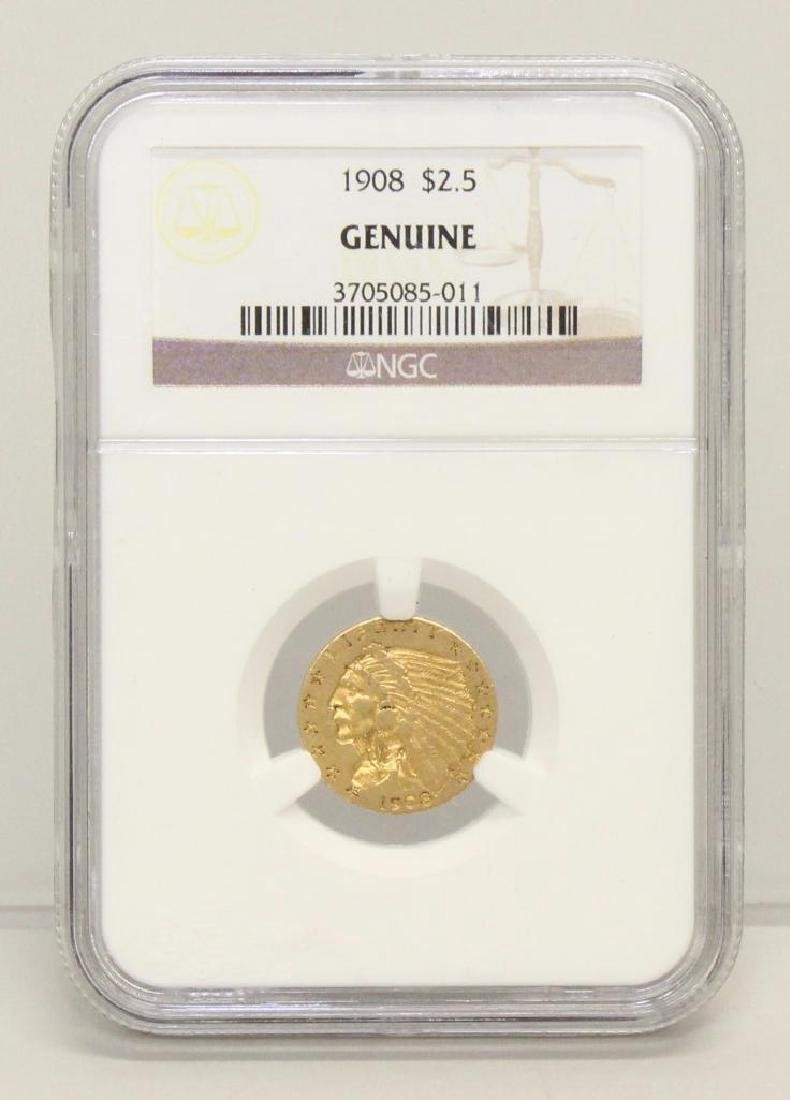 US GOLD - 3