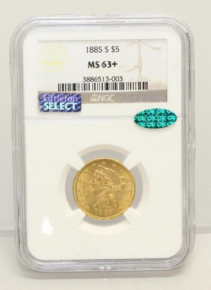 US GOLD - 3
