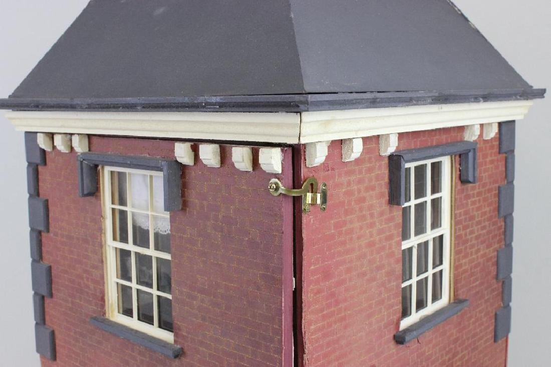 Albert Square Barbershop Bldg Dollhouse - 6