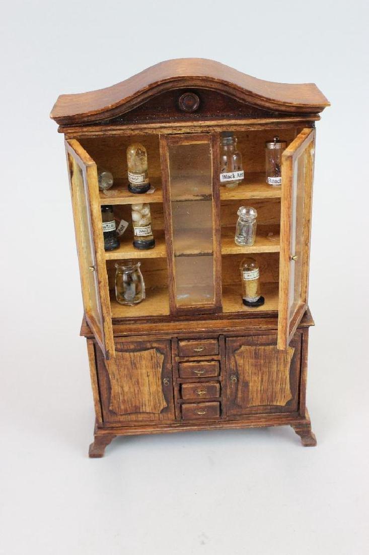 Entomologist Specimen Cabinet and  display cases - 5