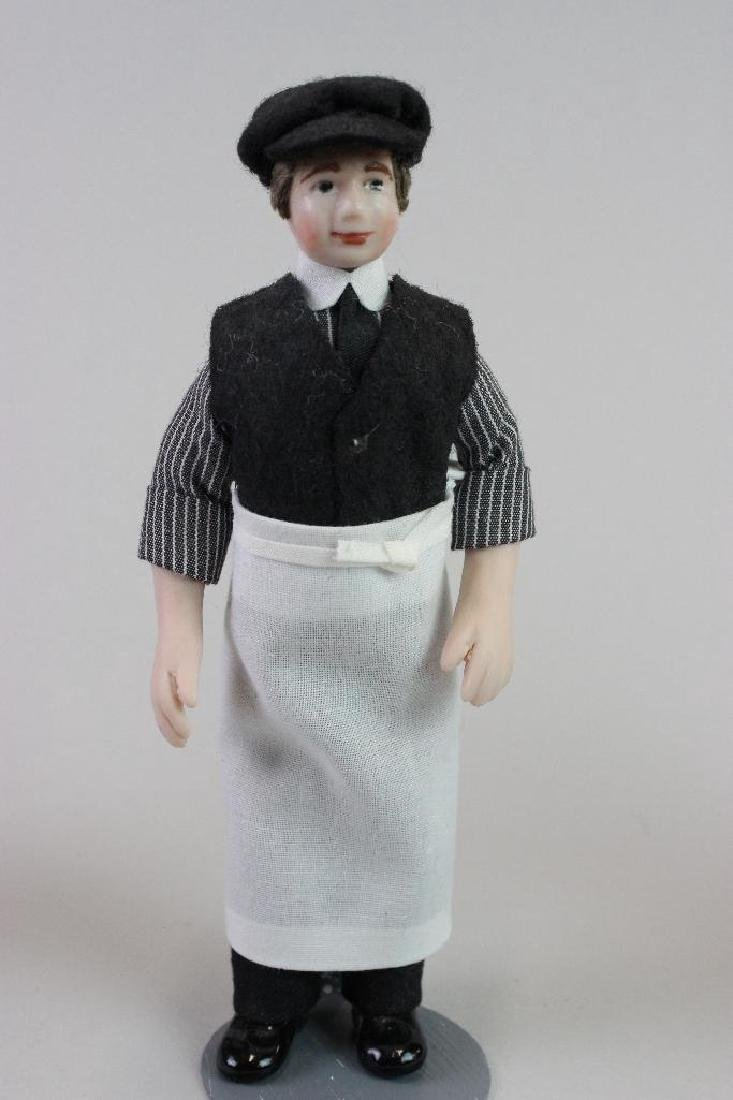 Maid dill, Pub Waiter, Porter, Receptionist - 5