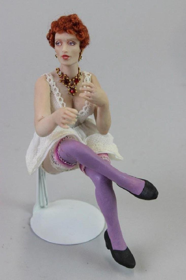 "James Carrington Custom Doll ""Lady of the Evening"""