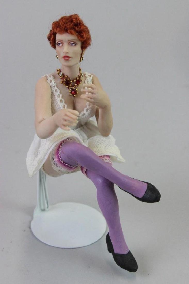 "James Carrington Custom Doll ""Lady of the Evening"""