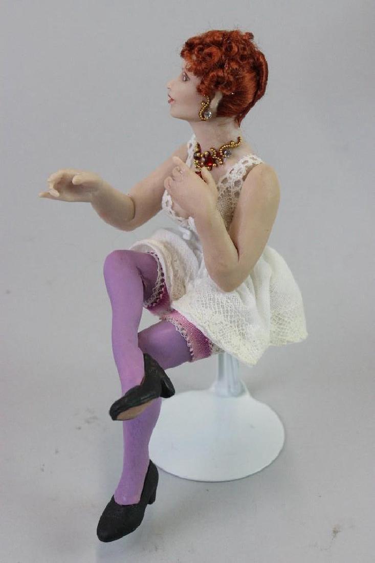 "James Carrington Custom Doll ""Lady of the Evening"" - 5"