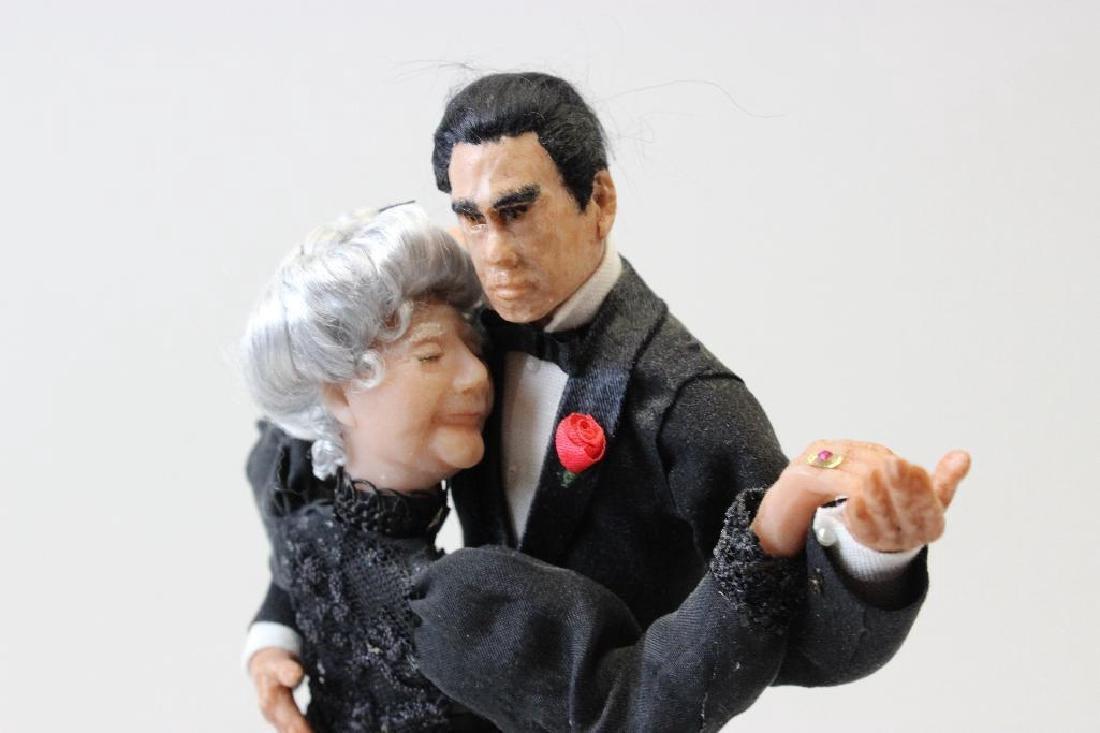 Elderly lady and Tango instructor - 3