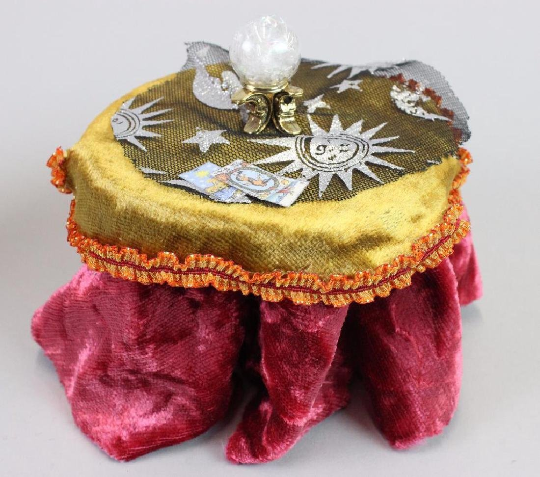 Wine and Spirits Shop-Fortune Teller table crystal ball - 5
