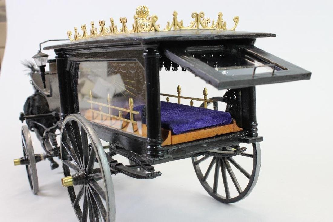 Hearse Carriage and Undertaker's carriage driver - 4