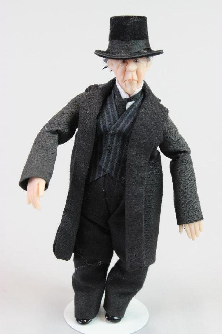 Official Mourner Older man top hat