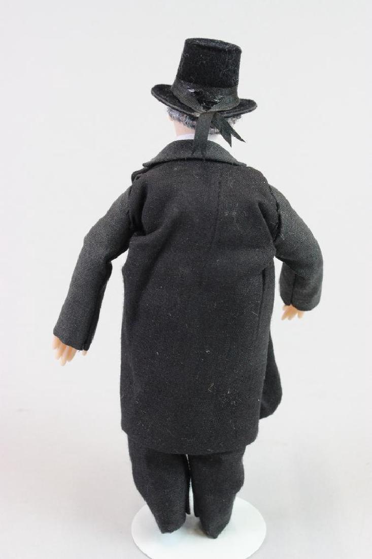 Official Mourner Older man top hat - 3