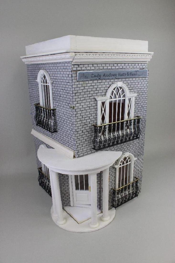 Lady Audrey's Hats Dollhouse