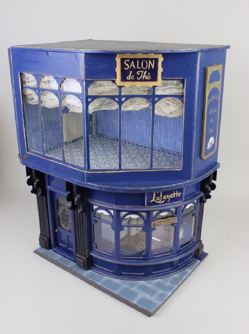 Lafayette Patisserie/La Belle's Tea Shop Dollhouse