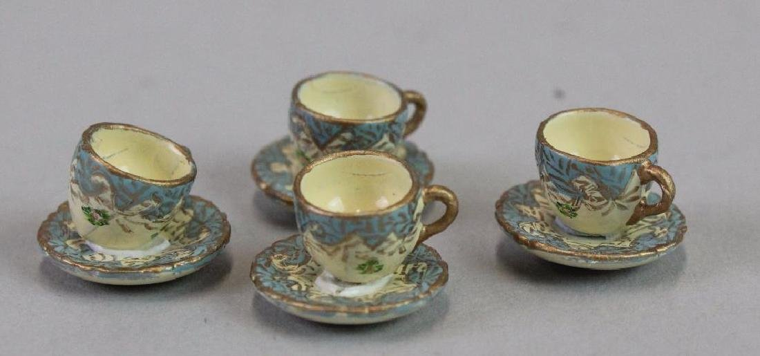 2 complete tea sets - 3