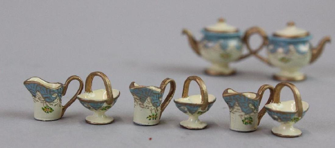 2 complete tea sets - 5