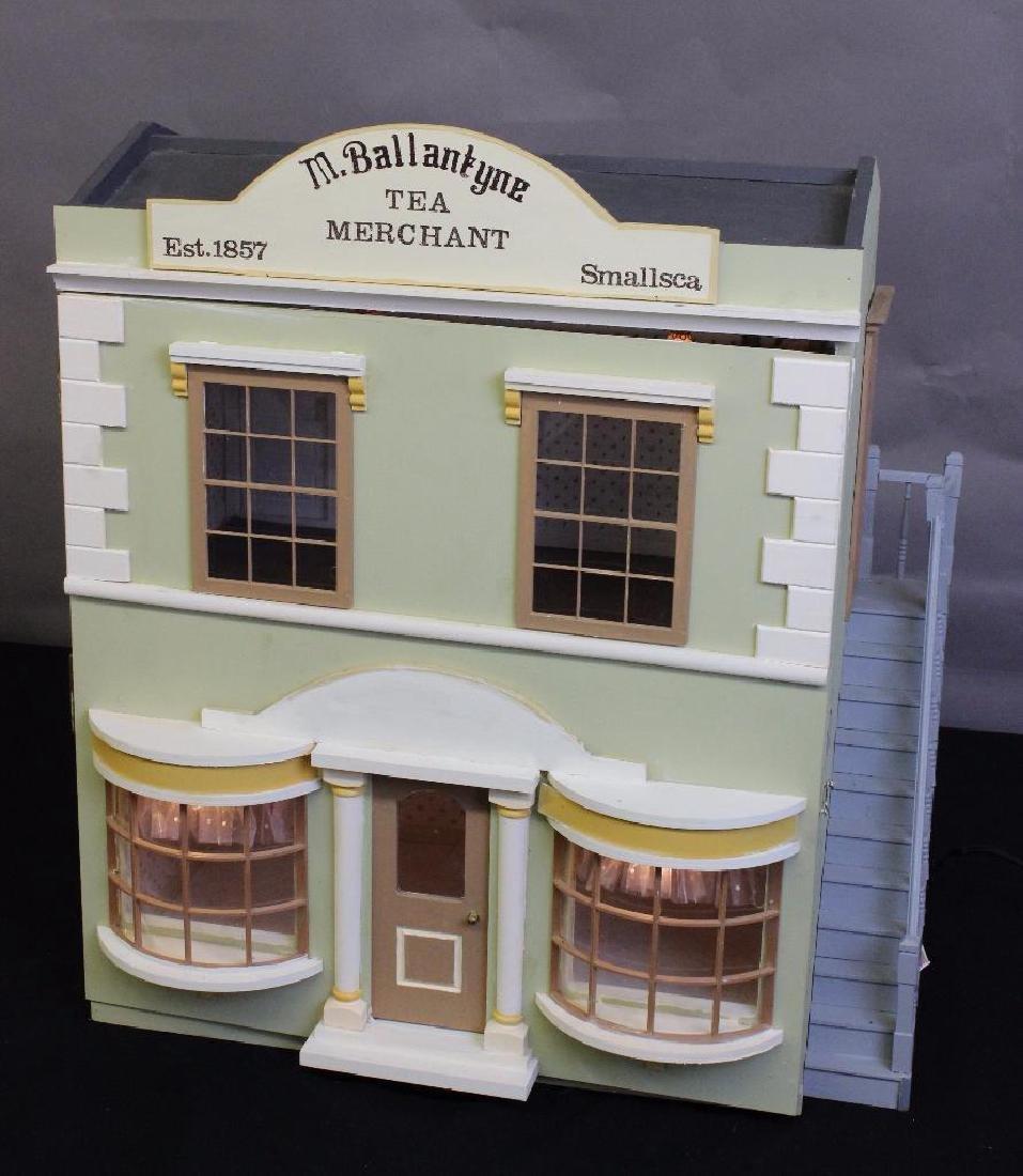 Baby&Children Shop/Ballantyne's Tea Merchant Dollhouse