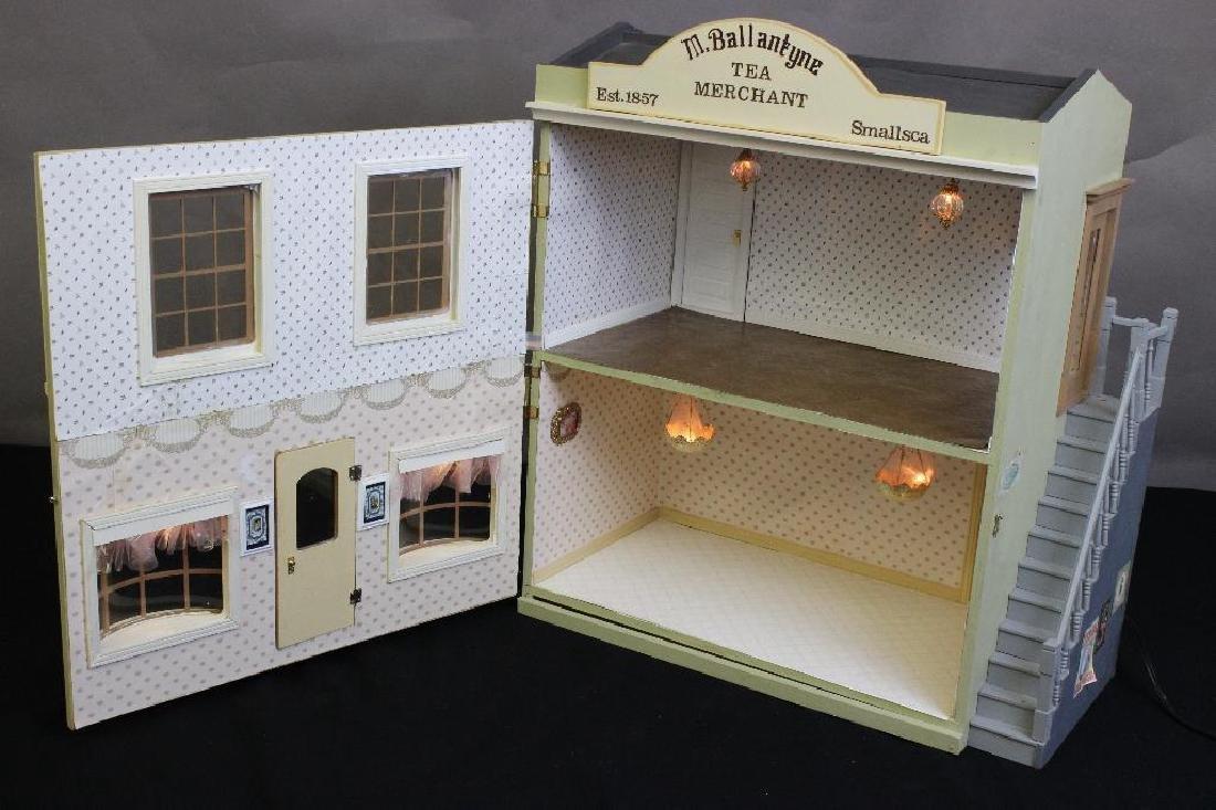 Baby&Children Shop/Ballantyne's Tea Merchant Dollhouse - 2