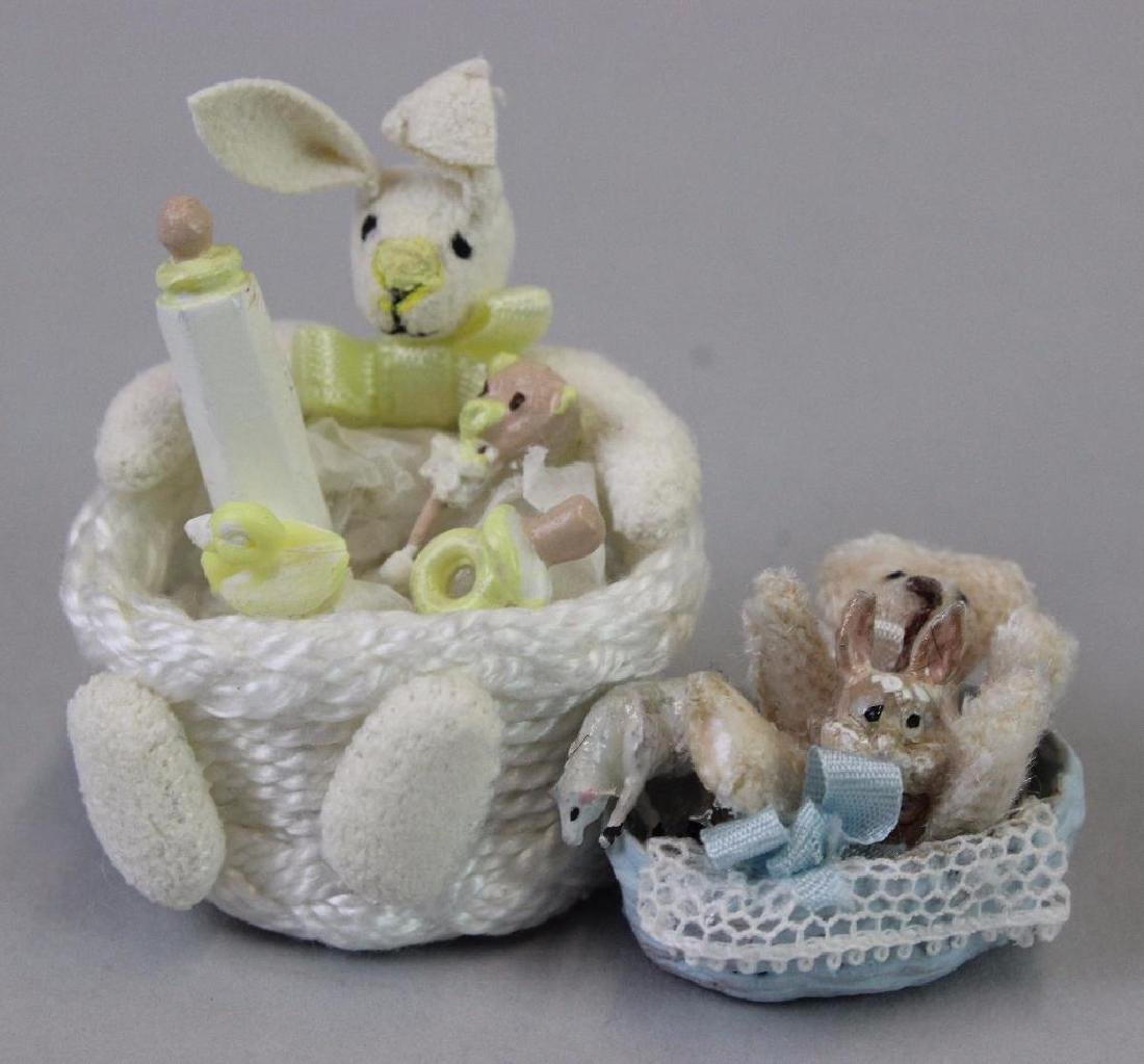 Display stand for window, clothes, knitted items, box - 3