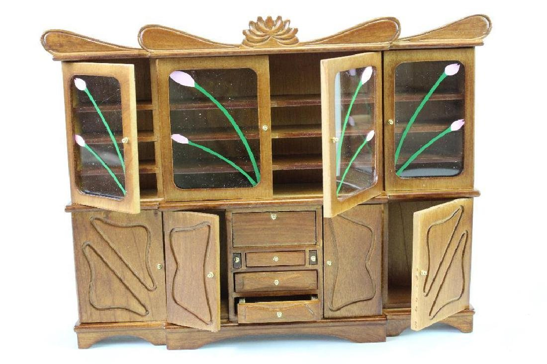 Items for Art Nouveau house (never built) - 5