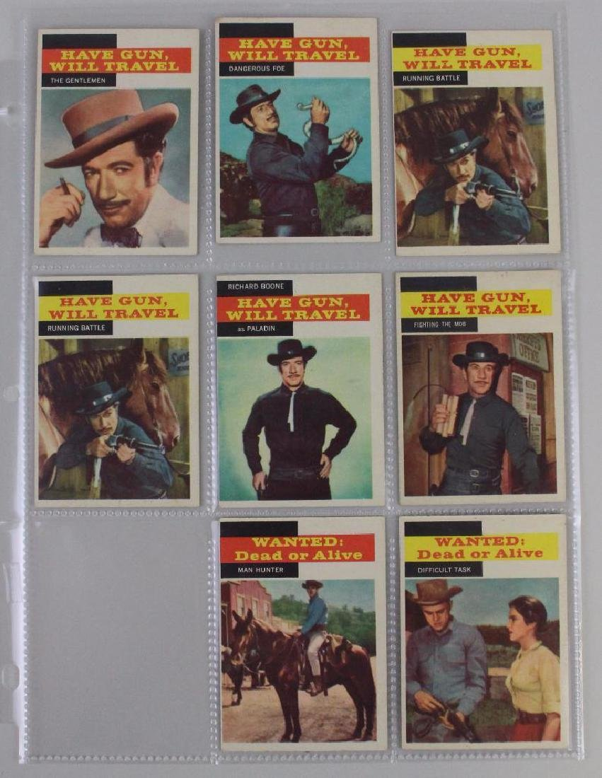HAVE GUN WILL TRAVEL - LOT OF 8