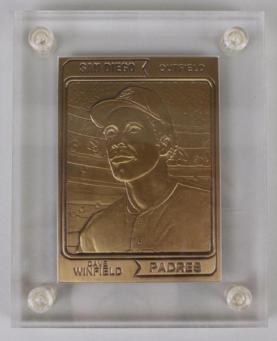 DAVE WINFIELD MINT CARD - TOPPS 1974