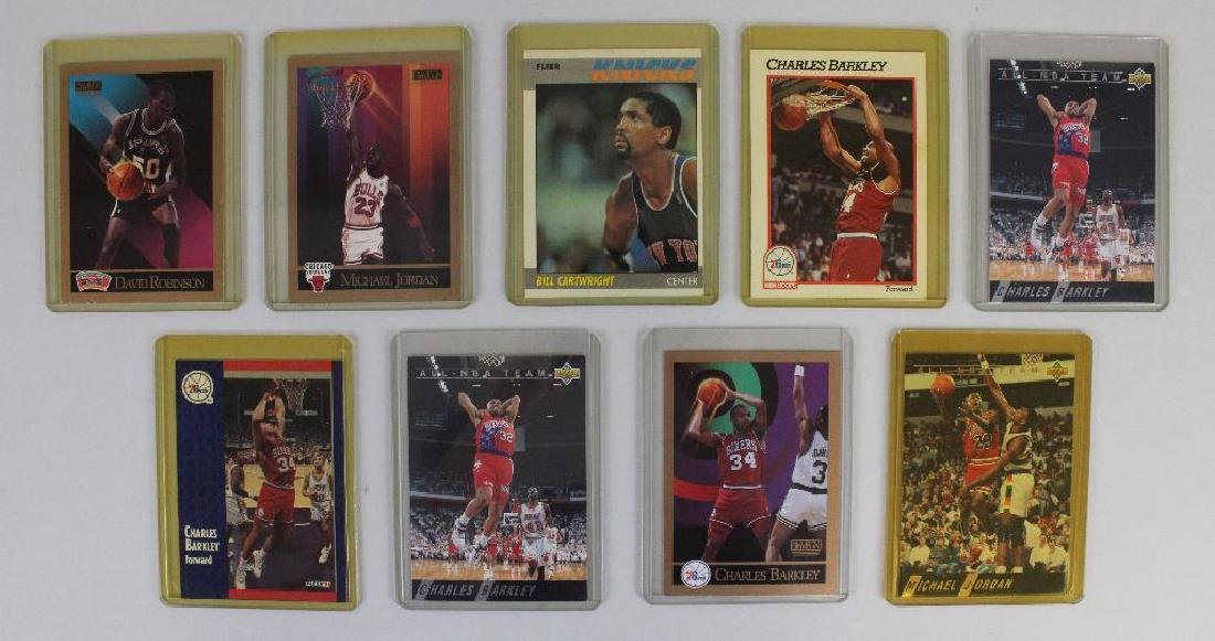 BASKETBALL CARDS 90'S LOT